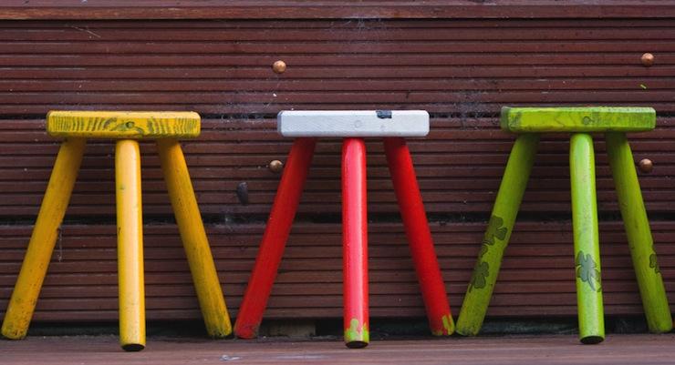 three legged stool health insurance
